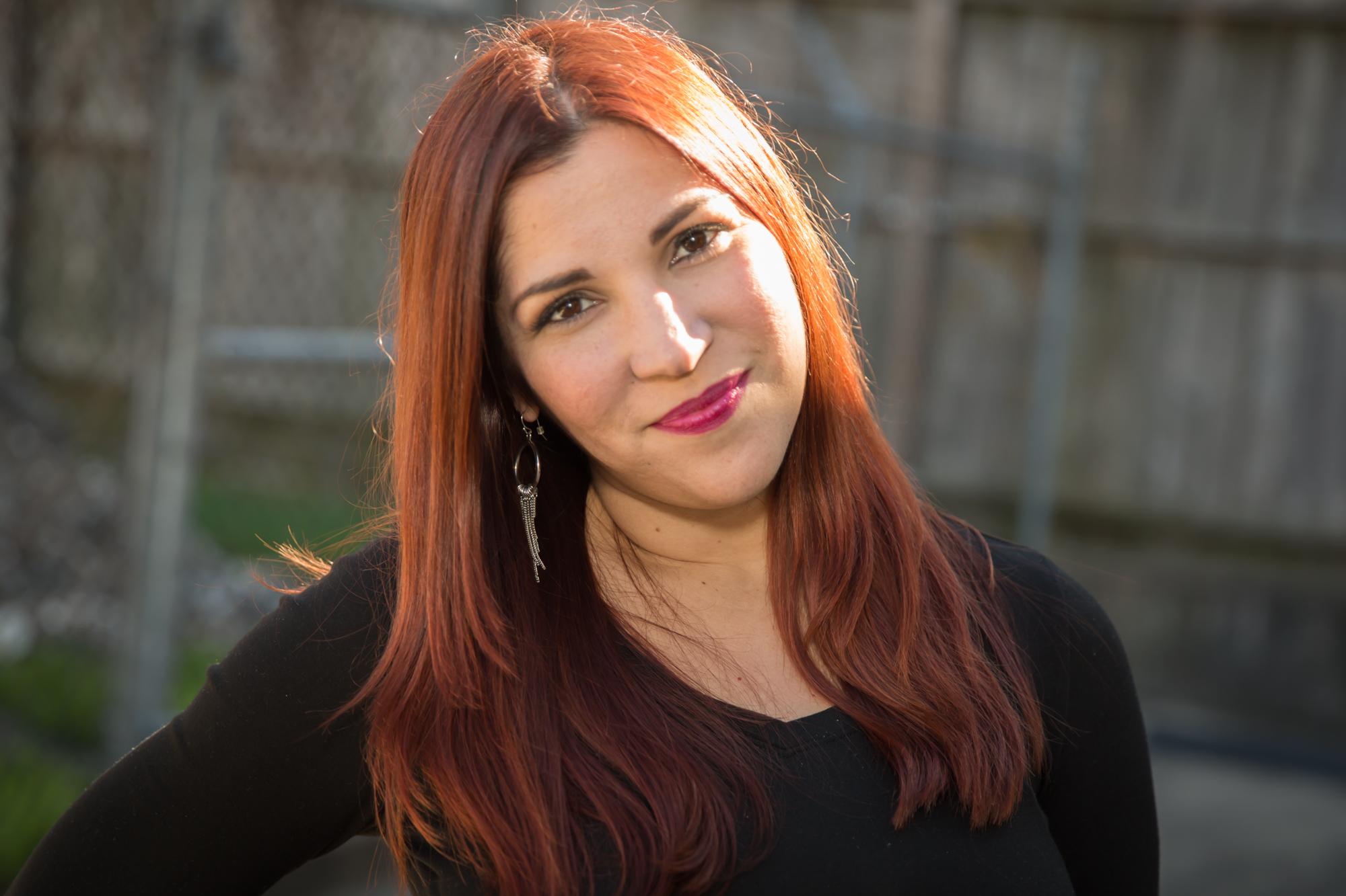 Conferencista Cristiana Coppelia Marie