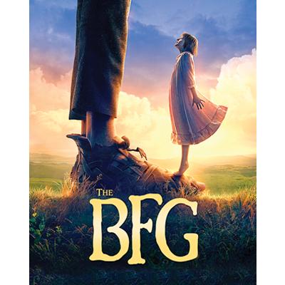 Disney's BFG digital movie giveaway