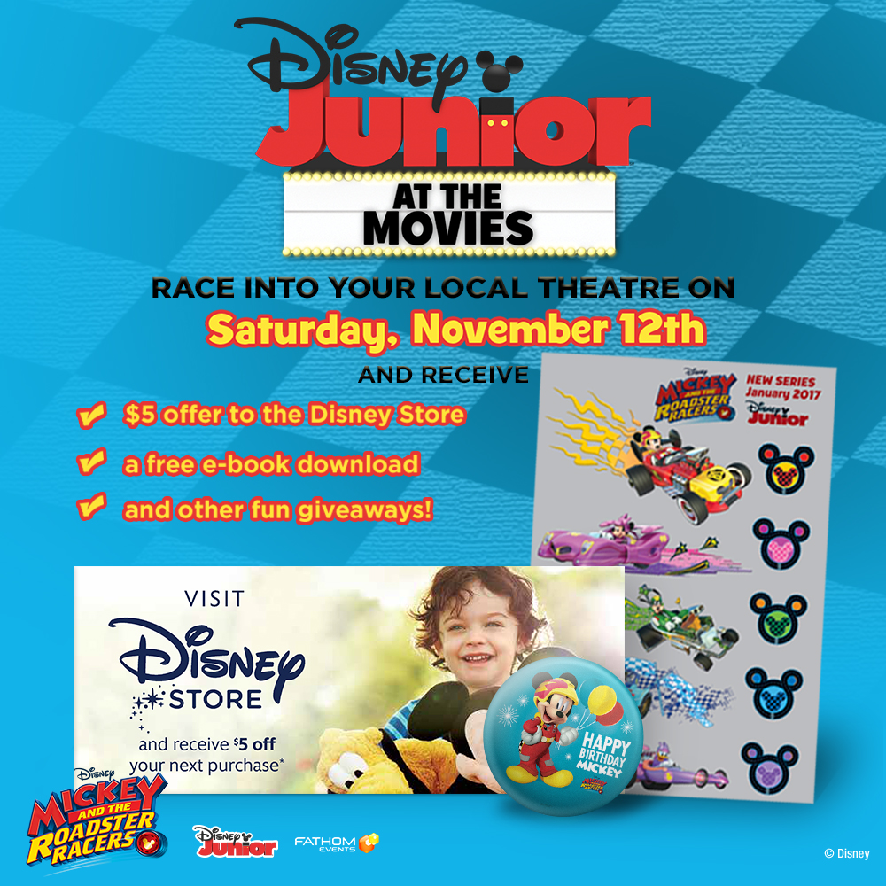 Disney Junior Mickey's Big Celebration Giveaway