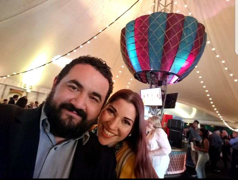 Date Night at Cirque du Soleil Kurios in Houston