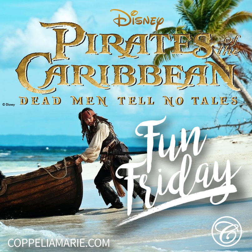 Pirates of the Caribbean Houston movie ticket giveaway!
