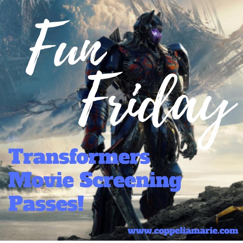 Transformers The Last Knight Houston Movie Passes