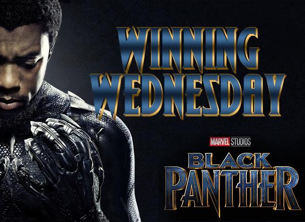 Black Panther Blu-ray Giveaway