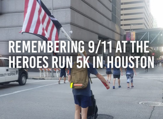 Remembering 9/11 Heroes Run 5k Houston