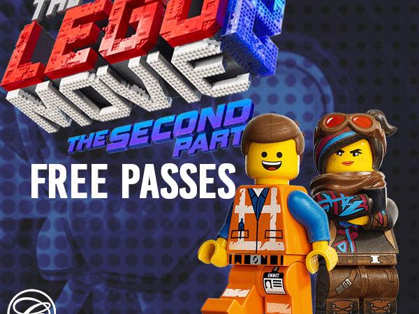 The Lego Movie 2 Houston