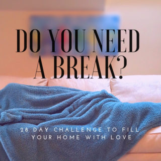 Do You Need a Break?