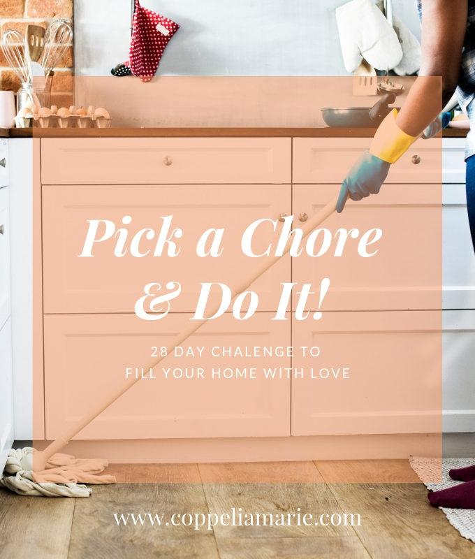 Pick a Chore & Do It!