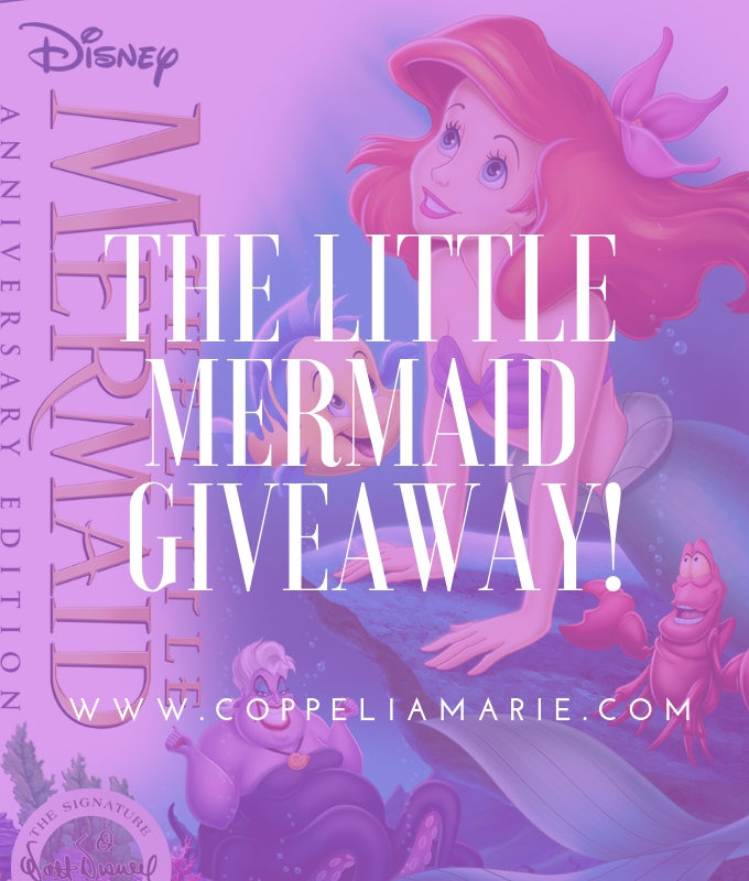 The Little Mermaid Giveaway