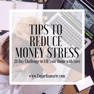 Tips to Reduce Money Stress