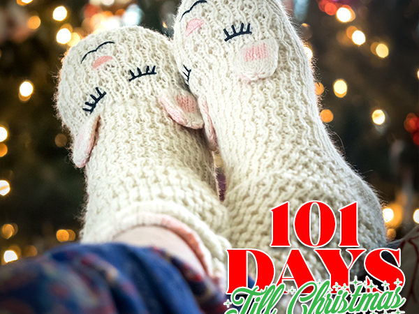 101 Days till Christmas Day 87 Schedule Rest