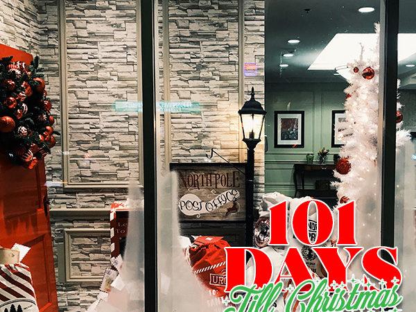 101 Days till Christmas Day 88 Christmas Challenge