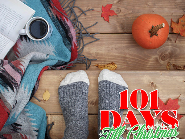 101 Days till Christmas Day 94 Tomorrow is the first day of fall