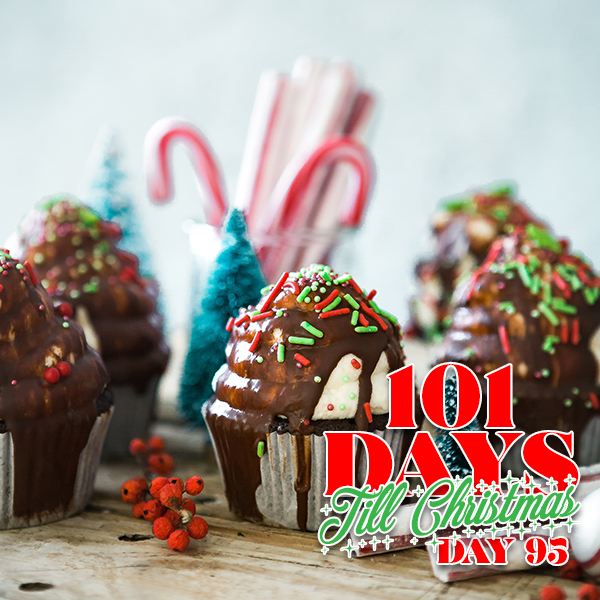 101 Days till Christmas Day 95 Just 14 Weekends till Christmas