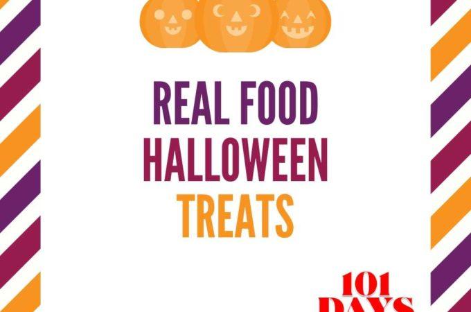 101 Days till Christmas Day 58_ Real Food Halloween treats