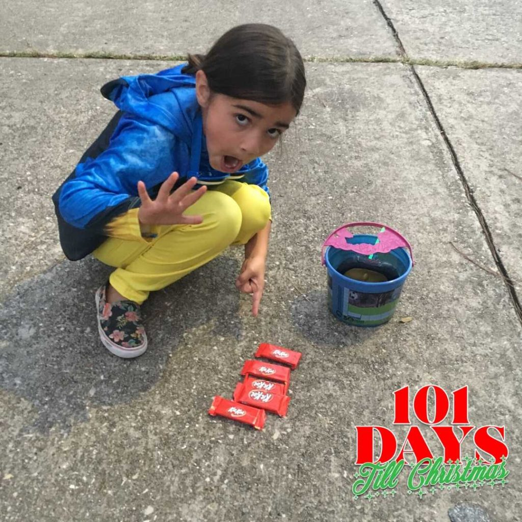 101 Days till Christmas Day 59 Halloween Food Allergy Safety Tips