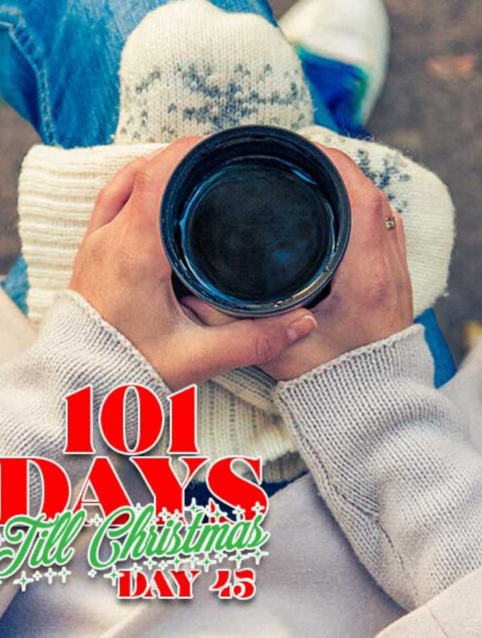 101 Days till Christmas Day 45 Self Care Sunday for Busy Families