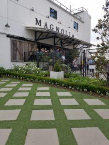 The front of Magnolia Market in Waco, TX